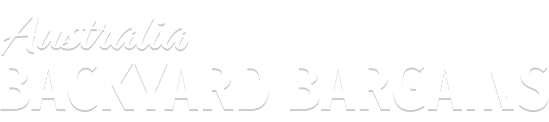 Backyard Bargains Australia